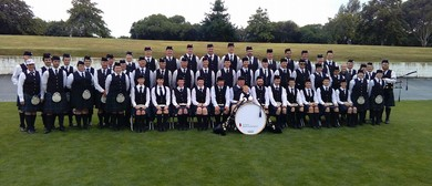 Red Hackle Pipe Band Concert