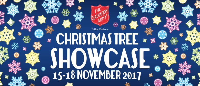 Christmas Tree Showcase