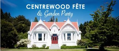 Centrewood Fete & Garden Party 2017