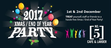 Bring Your Party to The Christmas Party 2017