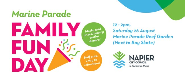 Marine Parade Family Fun Day