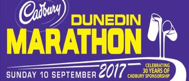 Cadbury Dunedin Marathon 2017