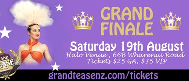 Grand Tease Finale 2017