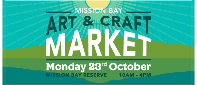 Mission Bay Art & Craft Market: CANCELLED