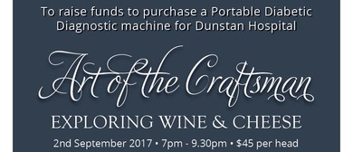 Wine & Cheese Night for Dunstan Hospital Diagnostic Machine