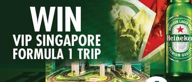 Win A VIP Singapore Formula 1 Trip