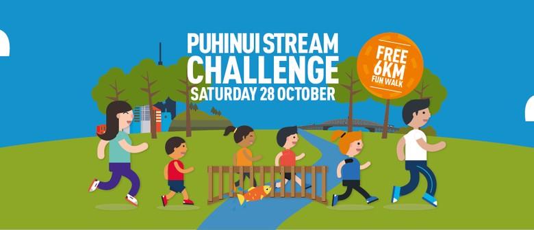 Puhinui Stream Challenge 2017