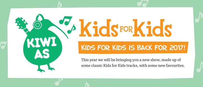 Kids for Kids: Kiwi As