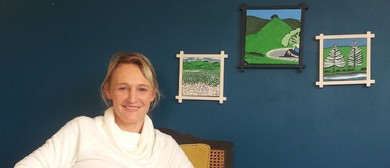 Anna Hill - Recent Paintings