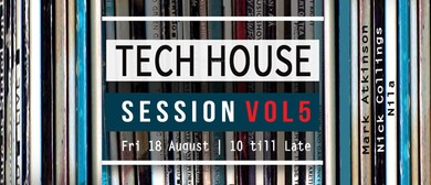 Tech House Session Vol 5