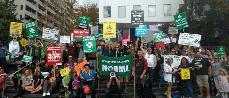 Medical Cannabis Rally and March - Election Special