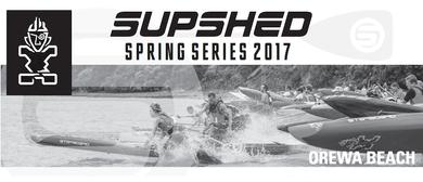 Supshed Spring Series