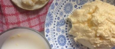 From Milk Kefir to Butter