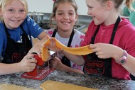 Children's Cooking Class Italian Pasta and Desserts