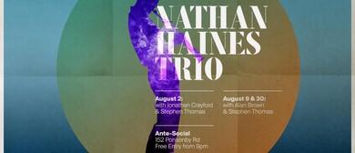 Nathan Haines Trio
