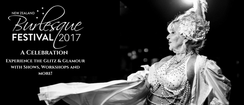 NZ Burlesque Festival - Festival Pass