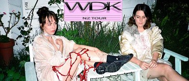 WDK (Aus) with Drorgan, David Adison & Totems