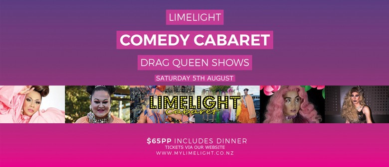 Limelight Comedy Cabaret Carnival: CANCELLED
