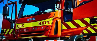 Kamo Volunteer Fire Brigade Touch a Truck