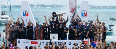 Tauranga's America's Cup celebration