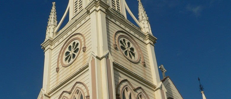 AKL Heritage Festival Guided Walk of Churches In Ponsonby