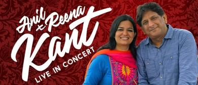 Anil & Reena Kant - Concert