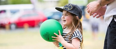 Out and About: Give It a Go Sports Day