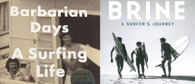 Lives of Brine: William Finnegan & Phil Jarratt
