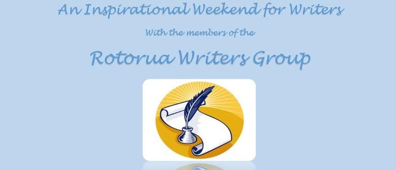 Rotorua Writers Group Writers Weekend