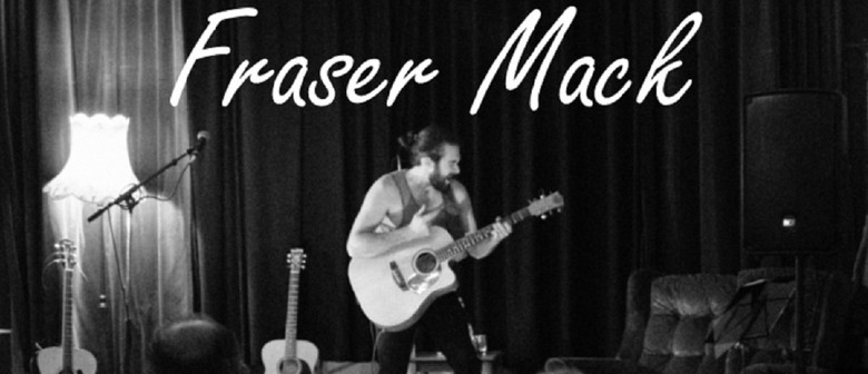 Fraser Mack - Red to Fade Tour