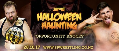 SPW Pro Wrestling - Halloween Haunting