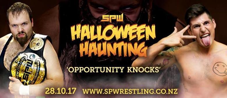SPW Pro Wrestling - Halloween Haunting