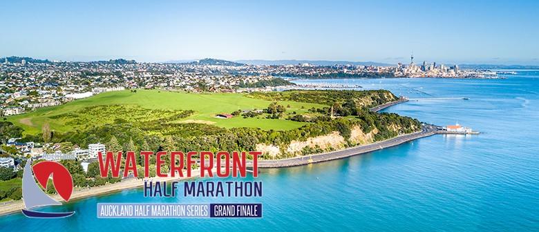 Auckland Waterfront Half Marathon