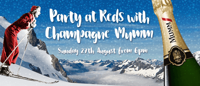 Party At Reds With Champagne Mumm