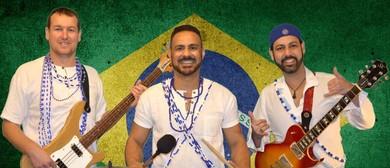 Made In Bahia: Brazilian Axé Music