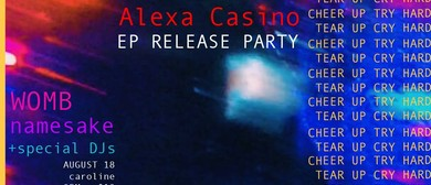 Alexa Casino Release Party