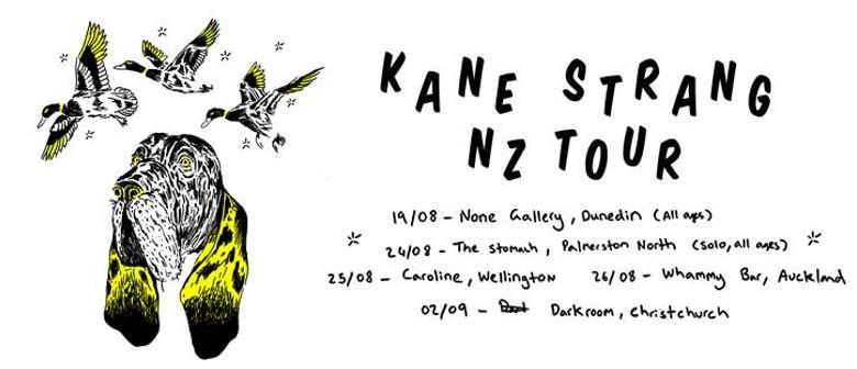 Kane Strang NZ Tour