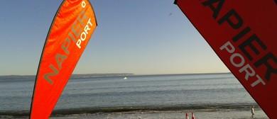 Napier Port Ocean Swim 2018