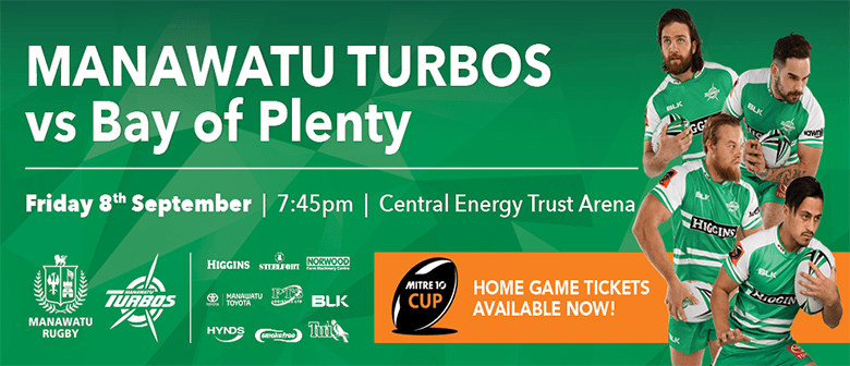 Manawatu v Bay of Plenty