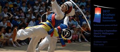 2017 K-Culture Festival: Experience Korea