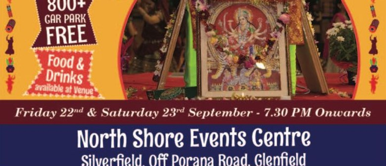 NSIA Navratri 2017 Garba Dandiya Nights