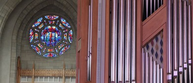 Cathedral Organ Festival Weekend