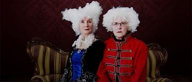 Cynthia & Gertie Go Baroque