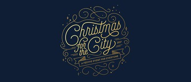 Christmas for The City