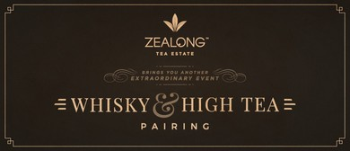 Whisky & High Tea Pairing
