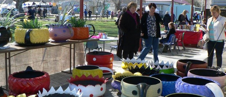 Cheviot Spring Festival - Rangiora Return Bus