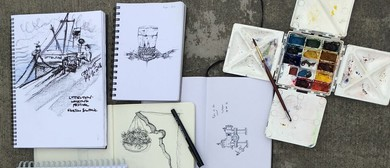 Sketch-a-Walk - Walk Fourteen