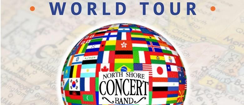 North Shore Concert Band World Tour 2017