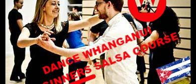Salsa Beginners Class