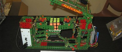 Meccano Model & Toy Display